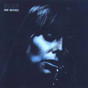 Joni Mitchell Blue cover