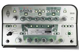 Kemper Profiling Amplifier front