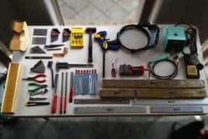 Guitar repair tools